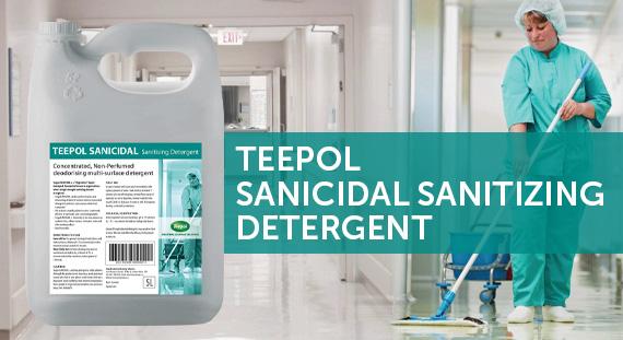 Teepol-Sanicidal